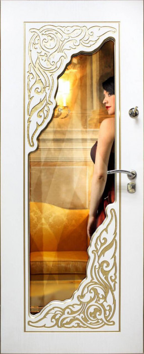 Входные двери Зеркало