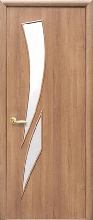 Дверь МДФ Камея Ольха