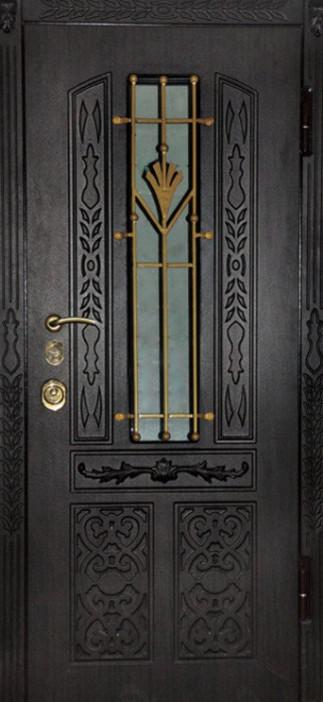 Вхідні двері Каліпсо