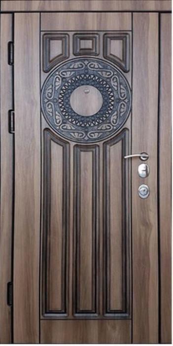 Входные двери DeLuxe Pattaya