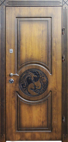 Вхідні Двері DeLuxe Antalya