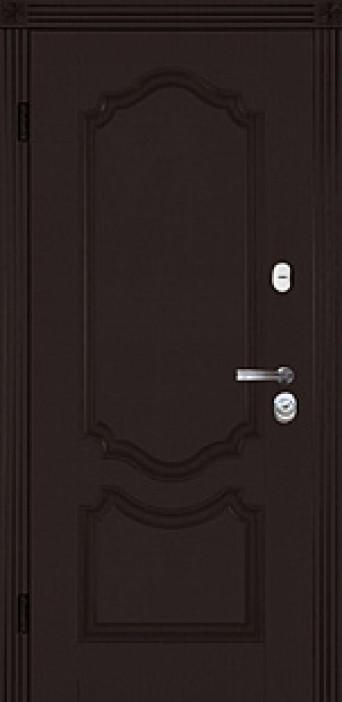 Вхідні двері DeLuxe Classic