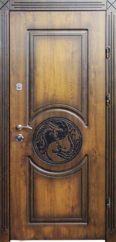 Входные Двери DeLuxe Antalya