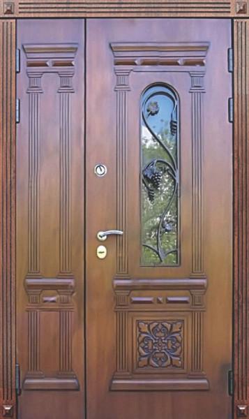Вхідні двері Прага