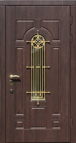 Вхідні двері Горія