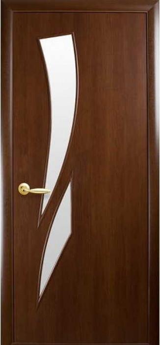 Дверь МДФ Камея Орех